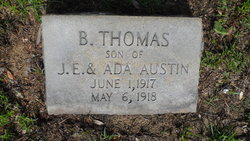 B Thomas Austin