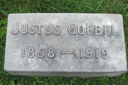 Justus Goebel, Sr