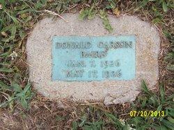 Donald Carson Baird