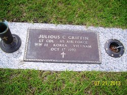 Julious C Griffin