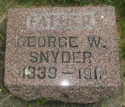 George W Snyder