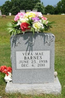 Vera Mae Barnes