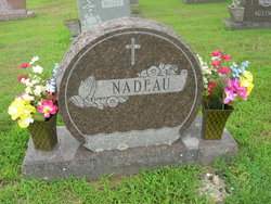 Alice M <i>Castonguay</i> Nadeau