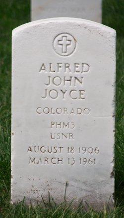 Alfred John Joyce