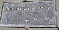 Earl George Johnston