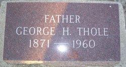 George Henry Thole