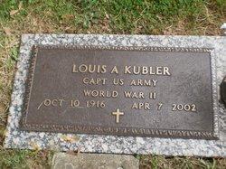 Louis A Kubler