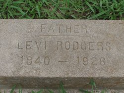 Levi Marion Lee Rodgers