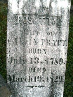 Rosetta Pratt / Westgate