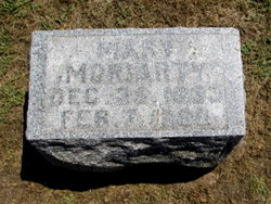 Mary J <i>McCarty</i> Moriarty