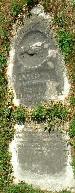 Angeline <i>Holmes</i> MacAuley