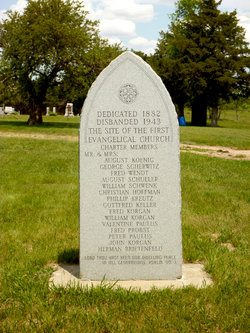 First Evangelical Cemetery