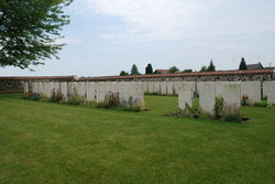 Hargicourt Communal Cemetery Extension