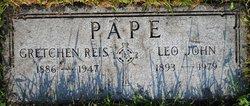 Leo (Lee) John Pape