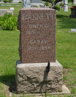 Sarah Armina <i>Durant</i> Basnett