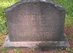 Harriet Leona Albright