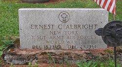 Ernest Mike Albright