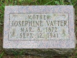 Josephine <i>Deachin</i> Vatter