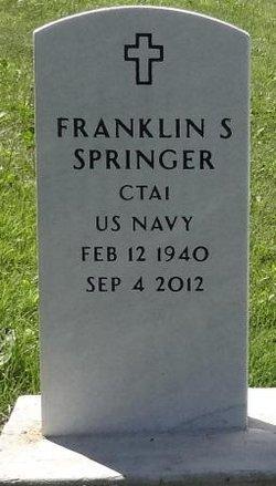 Franklin S. Springer