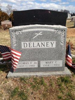 Mary <i>Fitzpatrick</i> Delaney