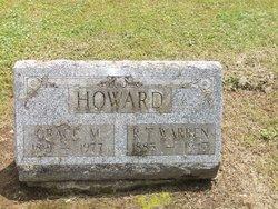 Grace May <i>Loucks</i> Howard