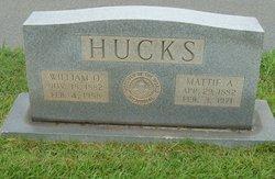 Mattie Sue <i>Abernathy</i> Hucks