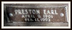Preston Earl Gilbert