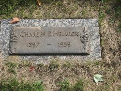 Charles E. Charlie Helmick