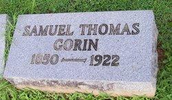 Samuel Thomas Gorin