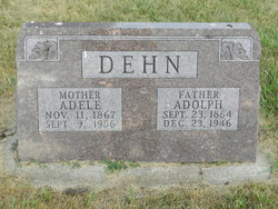 Adele <i>Hamann</i> Dehn