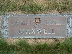 Ellen Elizabeth <i>Barker</i> Maxwell