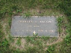 Charles Leroy Bud Bacon