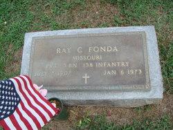 Ray C Fonda