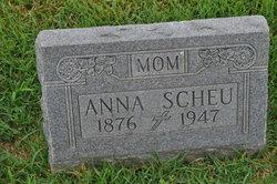 Anna Scheu