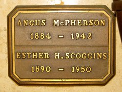 Angus McPherson