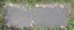 Doris M Allen