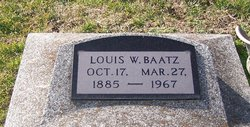 Louis William Louie Baatz