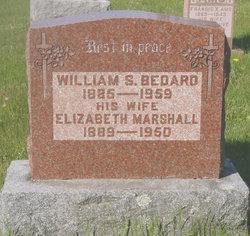 Elizabeth <i>Marshall</i> Bedard