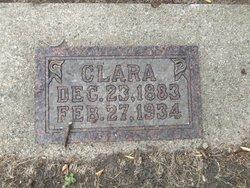 Clara <i>Cin</i> Hoffman