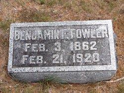 Benjamin Fowler