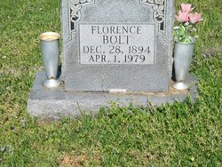 Florence Bolt