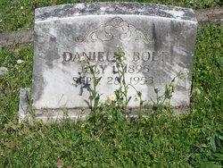 Daniel Burrel Bolt