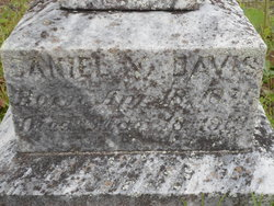 Daniel Y Davis