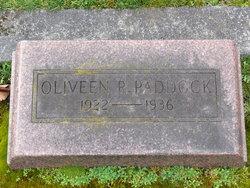 Oliveen Ruth Paddock