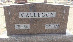 Adolph J. Gallegos