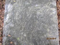 Benjamin F. Bryan