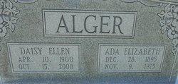 Ada Elizabeth Alger