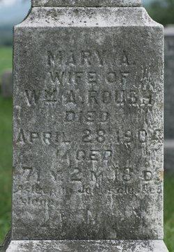 Mary Amanda <i>Lyons</i> Roush