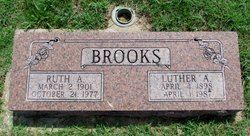 Luther A. Brooks