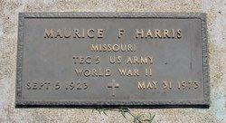 Maurice F. Harris